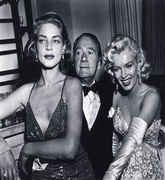 how to marry a millionaire   Lauren BaCall, Clifton Webb, and Marilyn Monroe