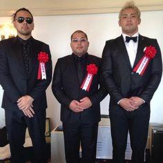 Shinsuke Nakamura, Tomohiro Ishii & Kazuchika Okada #NJPW #Chaos