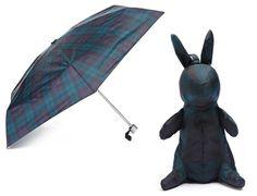 Paraguas que se convierte en un peluche #oysho