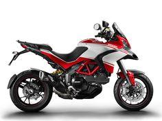 2015 Ducati Multistrada 1200S Pikes Peak