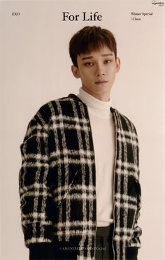 Chen 첸 || Kim Jongdae 김종대 || EXO || 1992 || 173cm || Main Vocal
