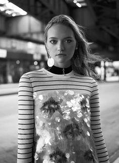 Gemma Ward by Ben Toms for V Magazine Winter 2015