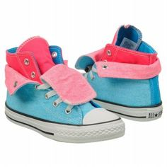 Converse Kids' CT Two Fold Washed Hi Shoe