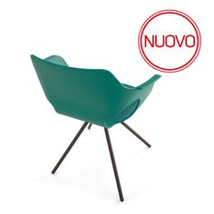 Madrid PP11: poltroncina moderna Novità autunno 2016, 100% Made in Italy! In offerta prezzo a € 67,50 solo su chairsoutlet.