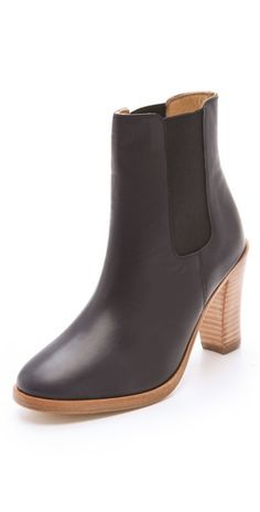 A.P.C. Ankle Booties