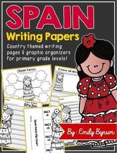 Spain Writing Papers