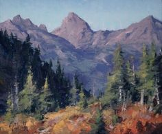 Matt Smith (Plein air in the northwest)