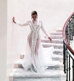 Beyonce Grammys 2016 // Inbal Dror Fall 2016 Bridal Collection
