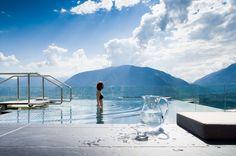 Hotel Hohenwart in Schenna, Südtirol: VistaSpa mit neuen Anwendungen für den geplagten Rücken