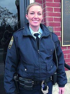 Village Welcomes First Female Police Officer - News, Sports, Jobs - The Intelligencer / Wheeling News-Register