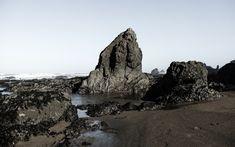 Irish Beach, Pacific Ocean, Mount Rushmore, Sea, Mountains, Nature, Travel, Naturaleza, Ocean