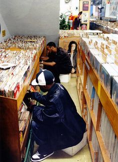 J Dilla and Madlib in Brazil - Stones Throw