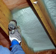 The best insulation types for your home home we will build this pros and cons of spray foam insulation by greenedge spray foam insulation solutioingenieria Image collections