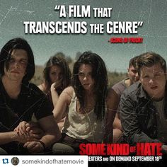 #Repost @somekindofhatemovie.  Have you seen #skohmovie yet?