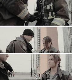 Casey: Be careful. Dawson: I will. (3x21)