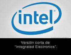 Significado logo Intel