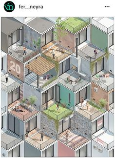 Interesting Find A Career In Architecture Ideas. Admirable Find A Career In Architecture Ideas. Architecture Concept Diagram, Architecture Collage, Architecture Graphics, Architecture Visualization, Landscape Architecture, Interior Architecture, Architecture Drawings, Module Architecture, Architecture Diagrams