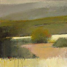 "Irma Cherese - ""Nova Scotia #11"" - acrylic on canvas 11x11"