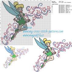 Schema punto croce Trilli 150x133 9 colori.jpg (2.26 MB) Mai osservato