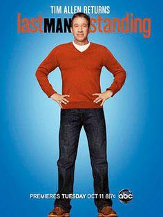 Last Man Standing(:  hilarious show!