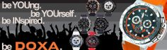 2014: DOXA is celebrating 125 years of Swiss Made horological excellence.  http://q1-watches.com/collections/doxa