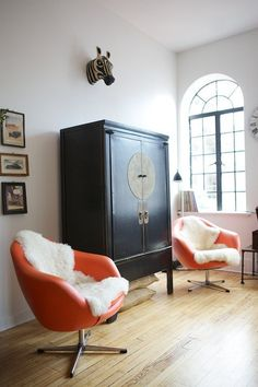 Jeannette's Journey Through Time & Place House Tour | Apartment Therapy