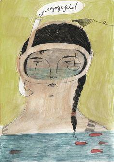 A card for julie by Melissa Castrillion