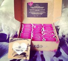 Win a 28 Day Tiny Tea Teatox Box