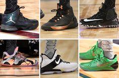 2017 NBA All-Star Game Kicks