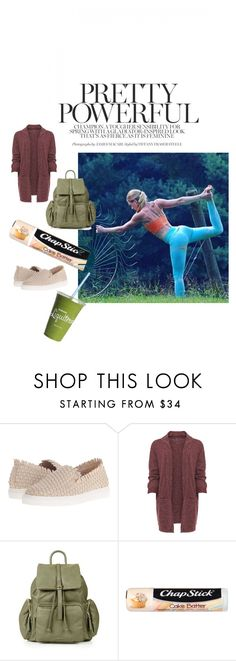 """Untitled #56"" by confusedgirlinthecity ❤ liked on Polyvore featuring Vince Camuto, WearAll, Topshop, Chapstick and plus size clothing"