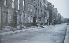 York Street tenement around the early 1900's (Dublin, Ireland).
