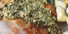 Receta Cerdo en salsa de piñones