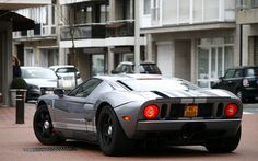 Ford GT 600RE. I love black rims on any type of car.