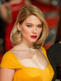 From a Bardot-inspired ponytail to matte rose–stained lips, Léa Seydoux's red carpet appearances are a testament to the timeless allure of iconic French st