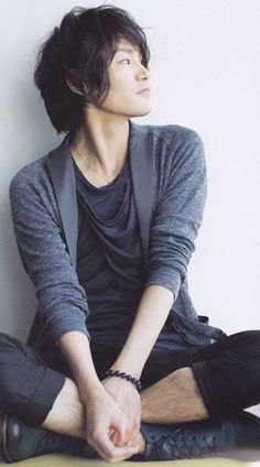 My dream husband ~ Haikyuu Voice Actors, Yoshimasa Hosoya, Tatsuhisa Suzuki, Sexy Men, Sexy Guys, Kpop, Asian Actors, Asian Boys, Real People