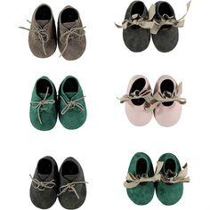 Zapatos Merceditas pétalo