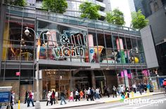 M&M's World, Times Square, New York, NY