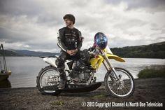 Guy Martin - new series 'Speed' for Channel 4 coming in 2014