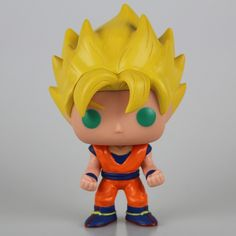 Q Version Dragonball Super Saiyan Vegeta Movie Anime Figure Toy Cartoon Present Goku And Vegeta, Dbz, Anime Figures, Action Figures, Cartoon Present, Ssj3, Anime Toys, Pop Dolls, Super Saiyan