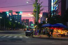 @Gayang station