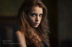 Popular on 500px : Portrait by The-Maksimov