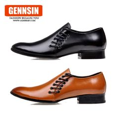 Free shipping men dress shoes genuine leather oxfords california casual shoes European style Vintage Wedding Dress Shoes