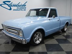 1967 Chevrolet C10 for sale - Concord, NC | OldCarOnline.com Classifieds