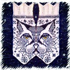 Love Lo Lynx mittens Pattern