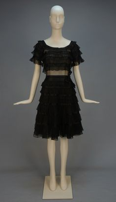 Cocktail Dress  Coco Chanel, 1960s  Whitaker Auctions