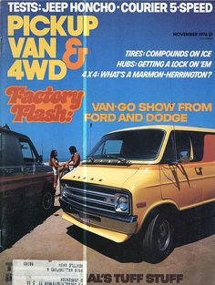 Dodge Street Van 5 1/5