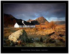 Blackrock Cottage : Glencoe, Highlands by Angie Latham