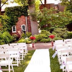 Powel House Wedding Ceremony, Powel House, A traditional wedding in Philadelphia PA
