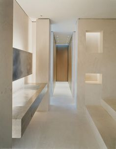 bathroom  The Tribeca Loft, New York | Trimble Architecture
