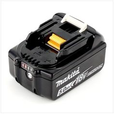 Find Makita Lithium-Ion Battery With Gauge at Bunnings Warehouse. Visit your local store for the widest range of tools products. Radios, Industrial Power Tools, Makita Tools, Talkie Walkie, Power Tool Batteries, Power Tool Accessories, Led, Gauges, Diy